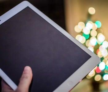 Christmas iPad iPhone erase for sale