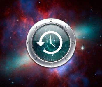 Time Machine backup restore Apple Mac