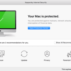 Kaspersky total security mac