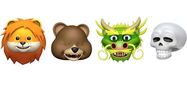 iOS 11-3 Apple Businees Chat Animoji Battery Parformance