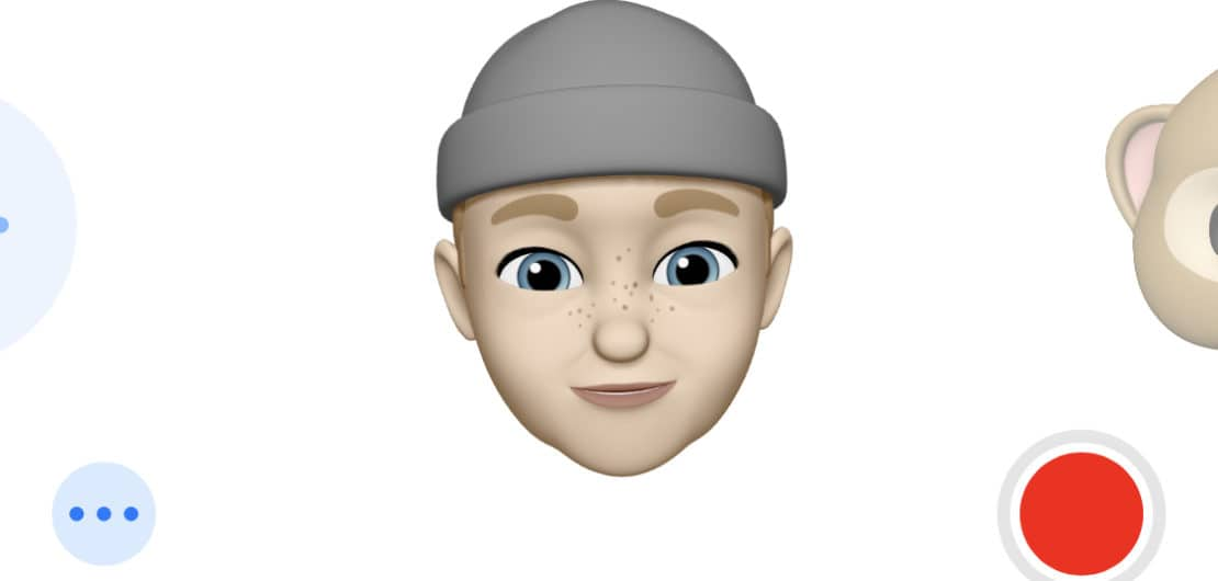 iOS 12 animoji memoji iPhone X