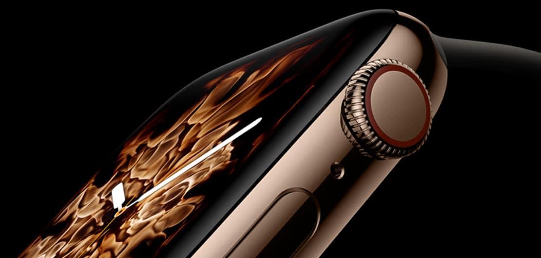 Apple Watch Series4 LiquidMetal