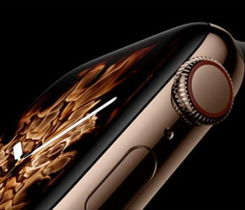Apple Watch Series4 LiquidMetal