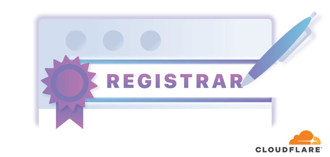 cloudflare registrar domain names