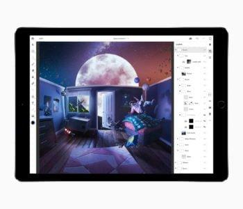 Adobe Photoshop iPad Pro Real Photoshop