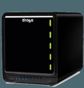Drobo 5C USB-C storage disk