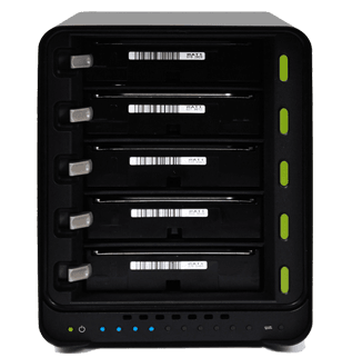 Drobo 5C USB-C storage external