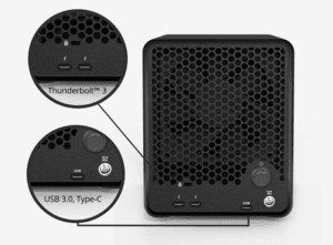 Drobo 5D3 Mac Thunderbotlt 3 USB-C