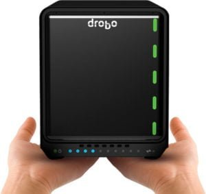 Drobo 5N2 network attached storage
