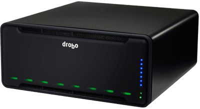 Drobo 8D Mac External Disk Drive