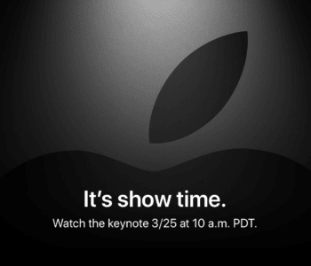 Apple Its Show Time event TV Streaming Movies