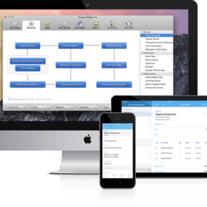MYOB Finance Software for Mac