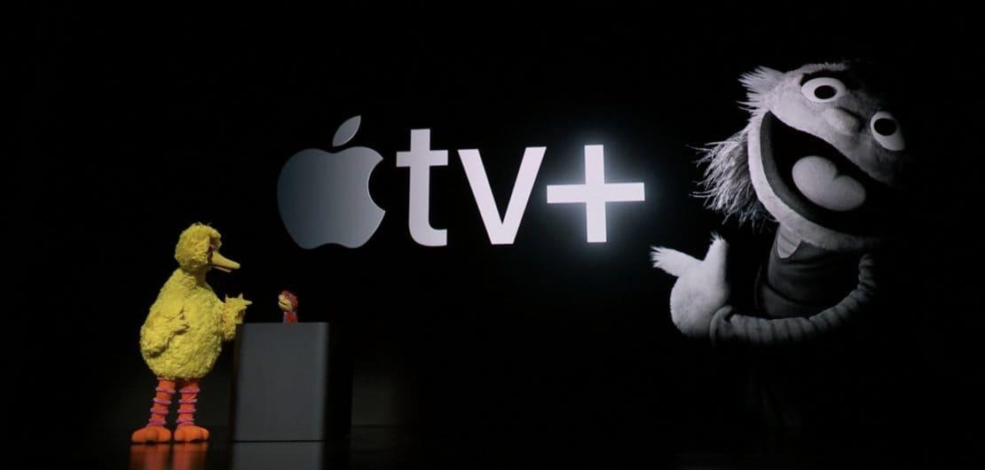 Sesame Street Workshop Apple TV+