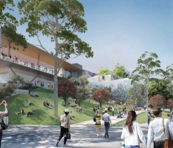 Apple Store Federation Square Revised Design