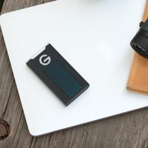 G-Drive SSD external mobile HDD