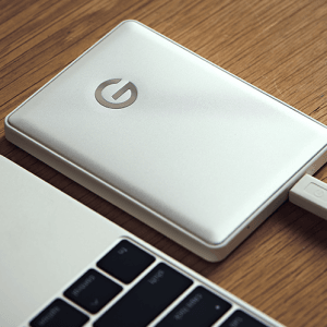 G-Drive USB-C mobile hdd